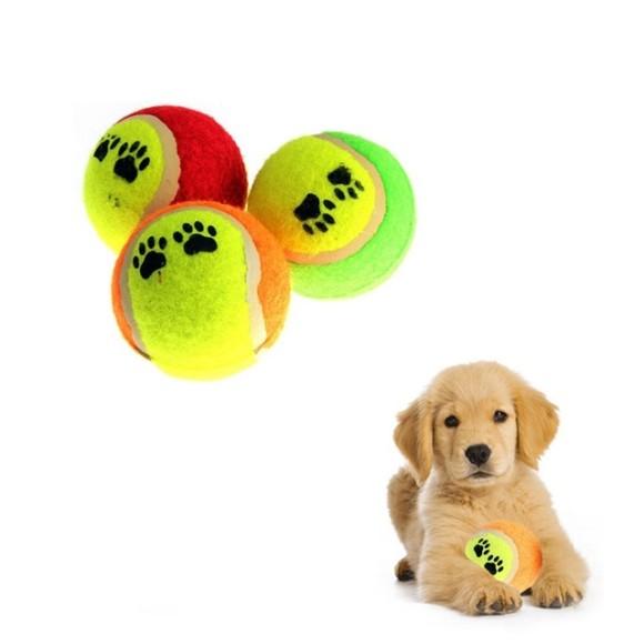 Kit 3 bolinhas Pet para Cachorro Western Pet CS 33