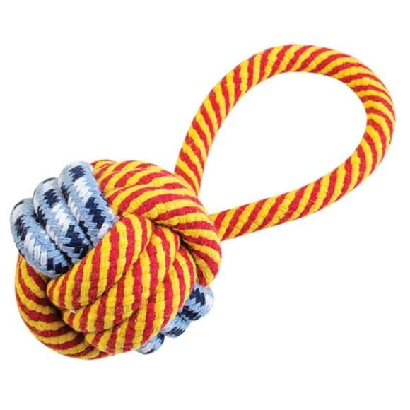 Brinquedo Pet para Cachorro Corda com Bola Western Pet - 436