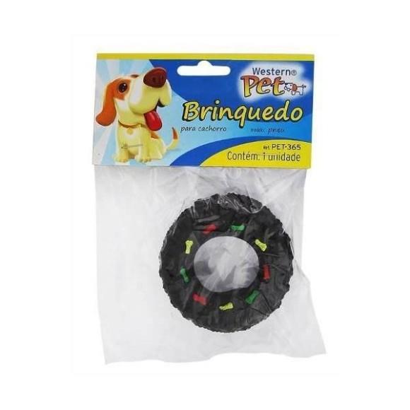 Brinquedo Pet para Cachorro Pneu Western Pet - 365