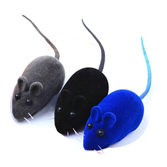 Brinquedo Ratinho pet com 2 unidades