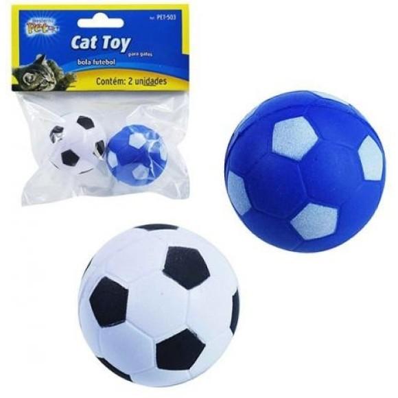 Brinquedo para Gatos Bolinha Macia Western Pet - 503