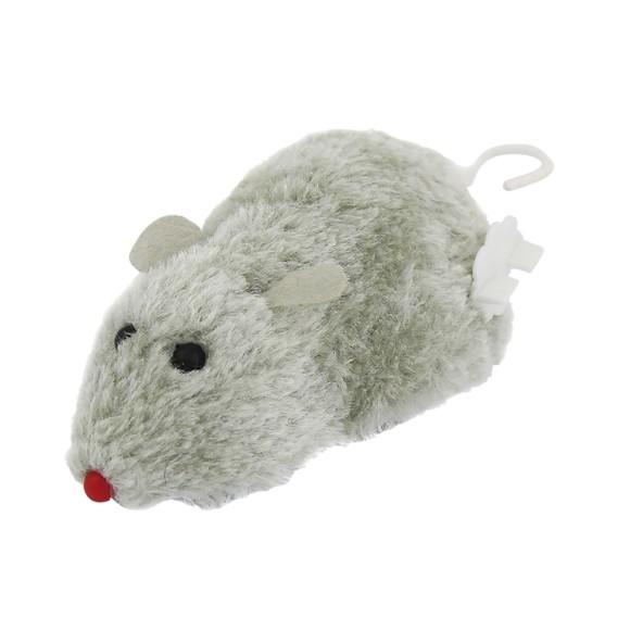 Brinquedo Pet para Gatos Ratinho Movido a Corda Western Pet 386