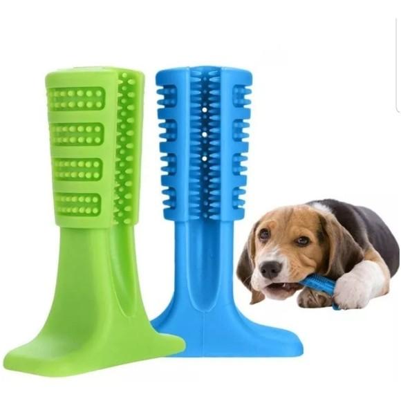 Escova Dental Pet Mordedor para Cães Western Pet - 543