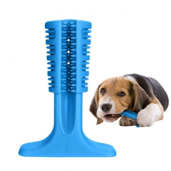 Escova Dental Pet Mordedor par Cães Western Pet - 544