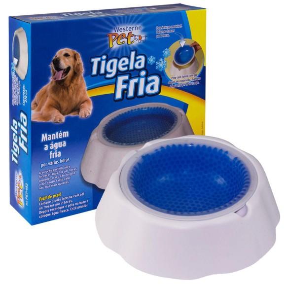 Tigela Fria Western Pet 452
