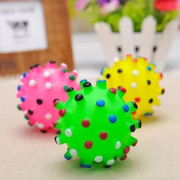 Brinquedo Pet Bola Espinho Western Pet - 2